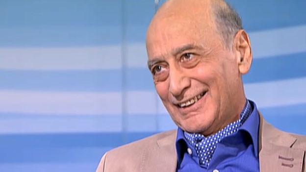Farhad Afshar, Präsident der Föderation Islamischer Dachorganisationen Schweiz (FIDS).