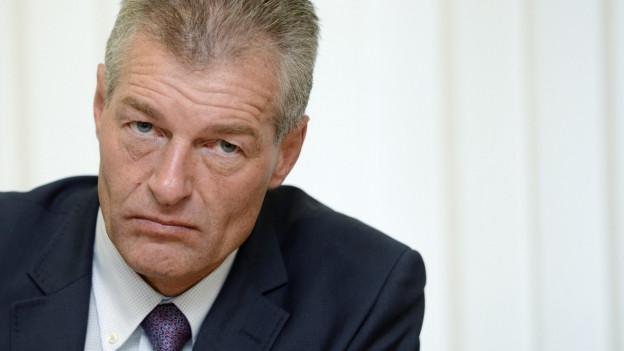 Heinz Karrer, Präsident des Wirtschaftsdachverbandes Economiesuisse.