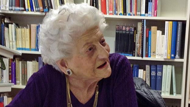 Das Bild zeigt Elly Koch