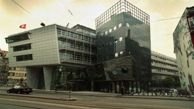 Das Gebäude in dem sich das Bundesamt für Informatik befindet, erinnert ein wenig an ein Schiff.