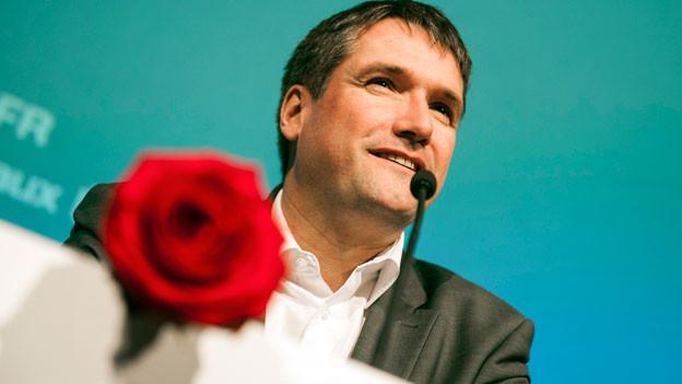 Christian Levrat, Präsident der SP Schweiz.