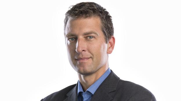 Aviatik-Experte Christoph Regli.
