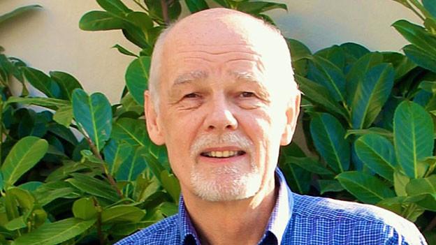 Rolf Jud, ein Portrait.