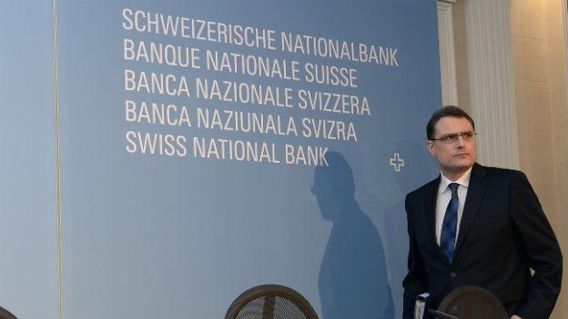 Die SNB schreibt im ersten Quartal 30 Milliarden Verlust.