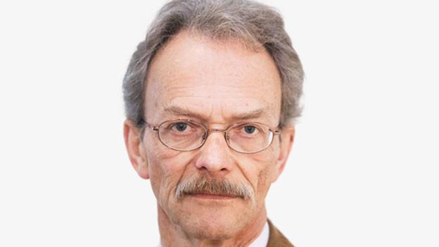 Martin Alioth, SRF-Korrespondent in Grossbritannien.