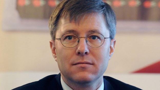 Christoph Ryter, Chef der Migros Pensionskasse.