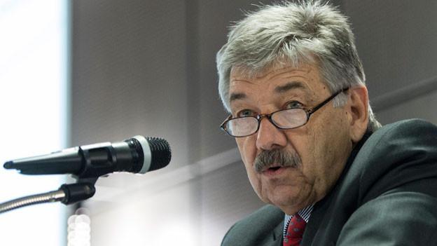 Jörg Schild, Präsident von Swiss Olympic.