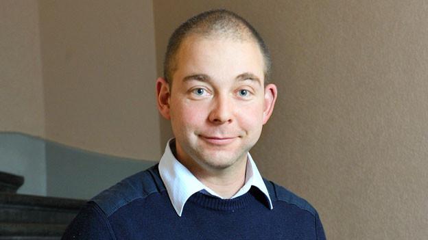 Olivier Longchamp von der Nichtregierungsorganisation Erklärung von Bern.
