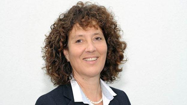 Barbara Egger-Jenzer, Berner Regierungsrätin.