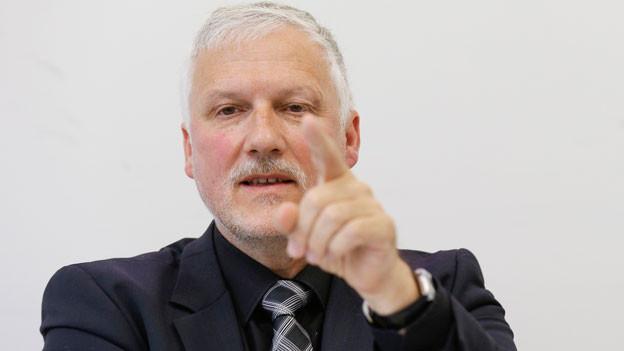 Der Solothurner Regierungsrat Peter Gomm ist Präsident der Konferenz der kantonalen Sozialdirektoren (SODK).