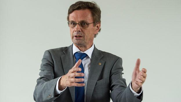 Hans-Jürg Käser, Regierungspräsident Bern