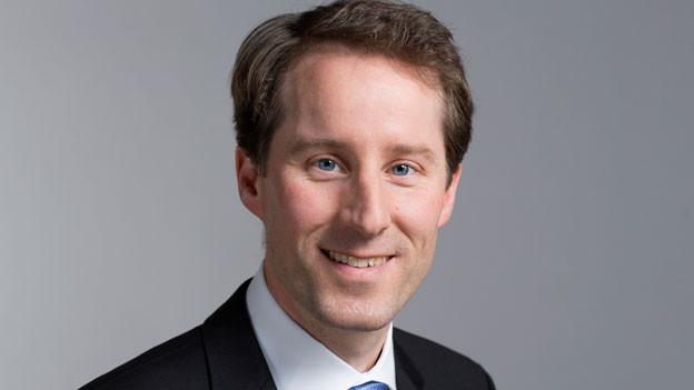 Portrait Thomas Aeschi, SVP-Nationalrat.