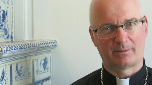 Bischof Charles Morerod.