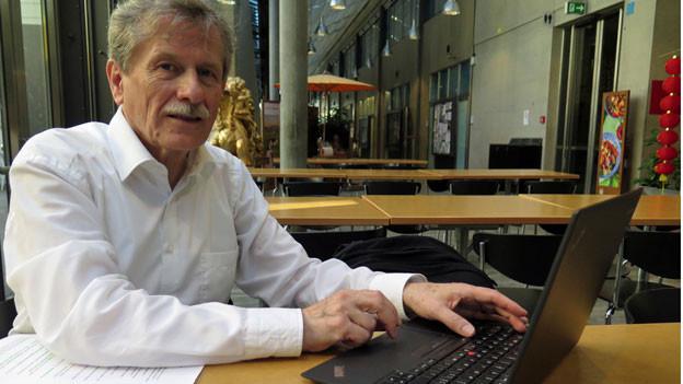 Schon bald ist Schluss: Bernhard Plattner wird diesen Sommer pensioniert.
