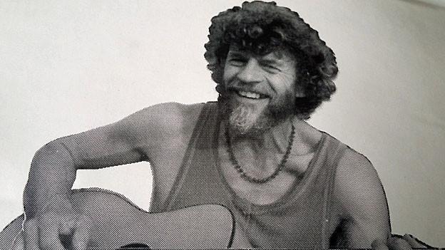 Früher hat Ulrico Stamani selber Lieder geschrieben.