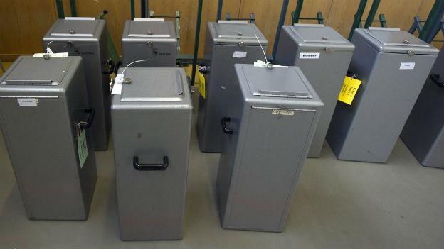 Im Oktober wählen die Schweizerinnen und Schweizer ein neues Parlamen