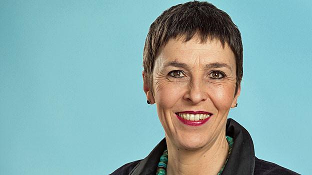 Barbara Gysi, Portraitbild.