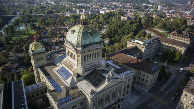 Am 25. September ging in Bern die Legislaturperiode zu Ende.