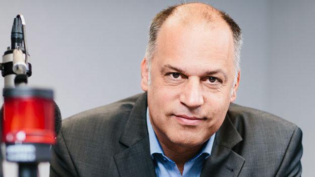 SRF-Deutschlandkorrespondent Peter Voegeli.