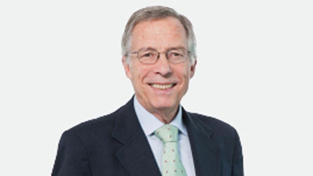 Robert Heberlein.