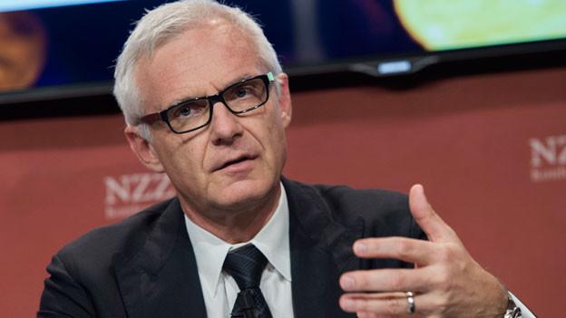 Urs Rohner, Verwaltungsratspräsident Credit Suisse.