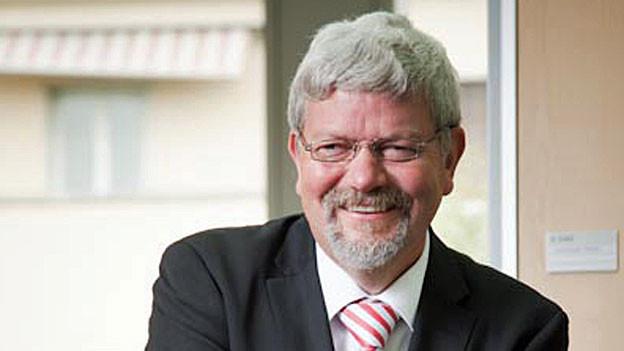 Philippe Horisberger. Portraitbild.