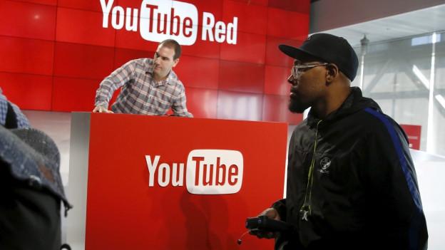 Die Bundesanwaltschaft und Youtube streiten sich wegen eines angeblichen Propagandavideos