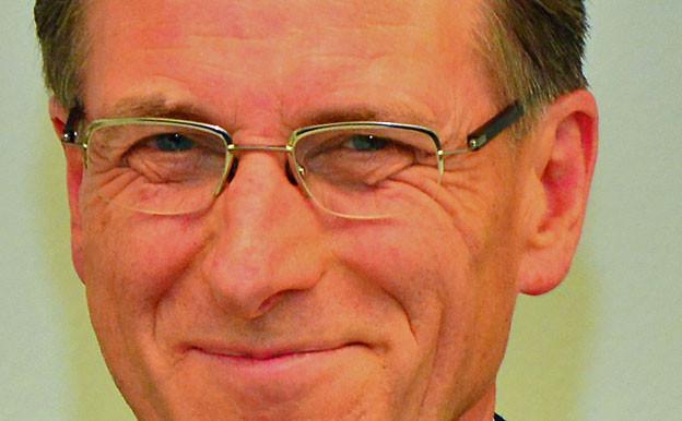 Peter Sutterlüti. Portraitbild.