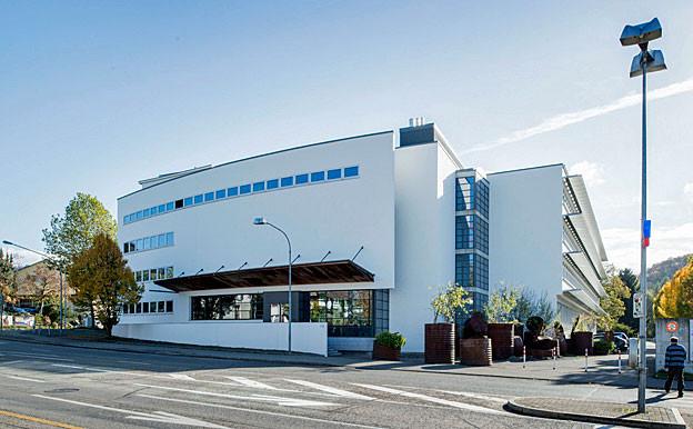 Gebäude in Ittigen, in dem das Bundesamt für Umwelt untergebracht ist.