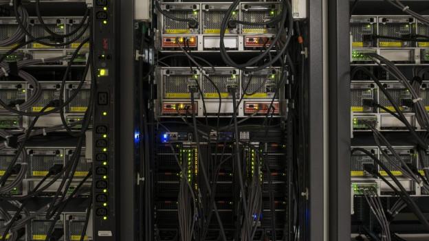 Sollen nicht mehr von US-Geheimdiensten abgesaugt werden: Datenverbindung, hier am Cern in Genf.