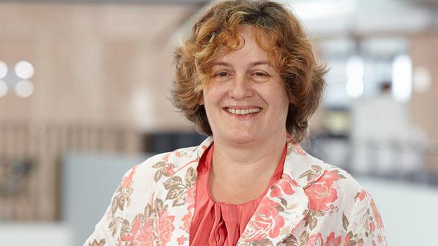 Andrea Arz de Falco, Vizedirektorin Bundesamt für Gesundheit.