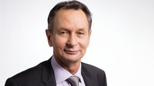 Portrait Philipp Müller, FDP-Präsident, aufgenommen am 7. Dezember 2015.