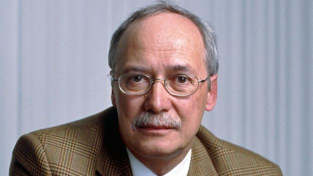 Gerhard Schwarz, Avenir Suisse, gibt sein Amt ab.