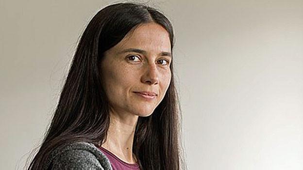 Manuela Pfrunder. Portraitbild.
