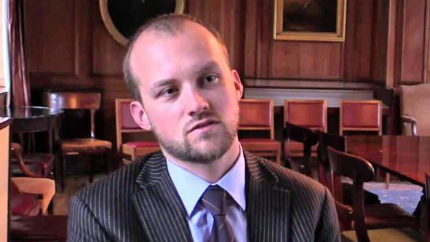 Toby Matthiesen, Politologe und Islam-Wissenschafter.