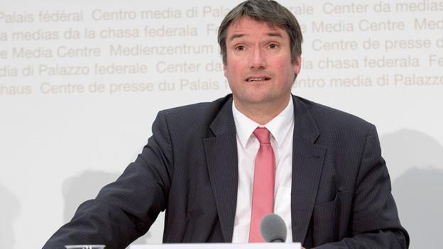 SP-Präsident Christian Levrat am 17. Mai 2016 in Bern.
