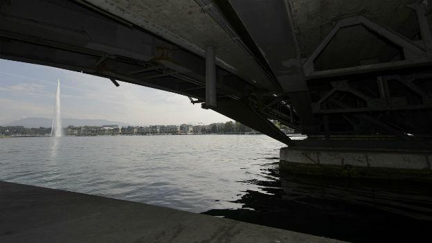 Neue Diskussionen um das Genfer Seeebecken
