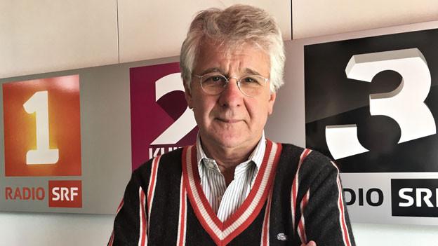 Fussballreporter Marcel Reif