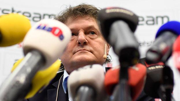 FC-Zürich Präsident Ancillo Canepa.