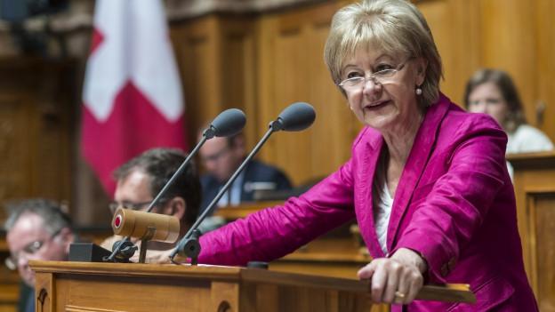 Nationalrätin Susanne Leutenegger Oberholzer.