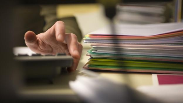 Die Steuern sorgen für viel Papierkram und für noch mehr Gesprächsstoff.
