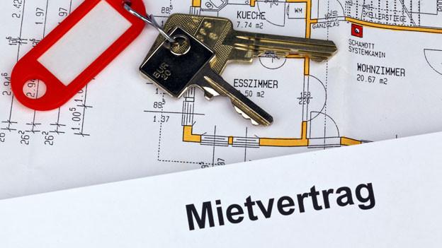 Wohnungsnot berechtigt zum Anfechten der Anfangsmiete.