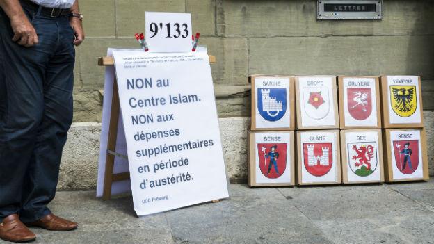 Widerstand gegen das Islam-Zentrum