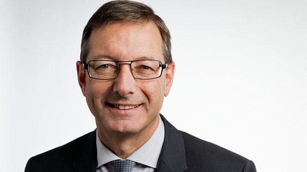 Josef Dittli, Ständerat FDP.