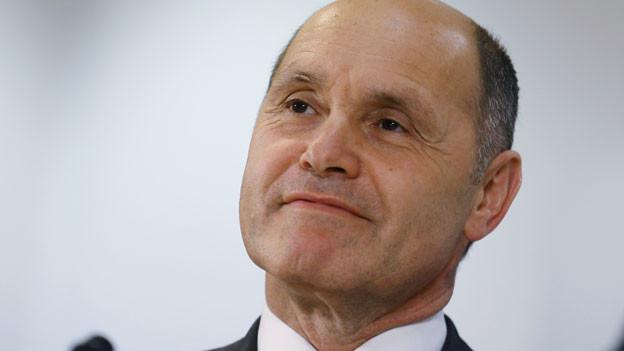 Wolfgang Sobotka im April 2016