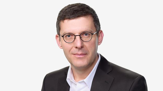 Franco Battel, SRF-Korrespondent in Italien.