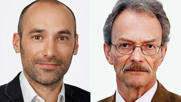 Oliver Washington, EU-Korrespondent und Martin Alioth, Grossbritannien-Korrespondent.