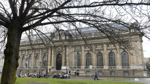 Das Musée d'Art et d'Histoire in Genf