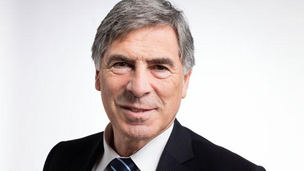 Christoph Eymann, Präsident der Kantonalen Erziehungsdirektoren EDK und Bildungsdirektor in Basel-Stadt.
