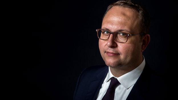 Norman Gobbi, Tessiner Staatsrat.